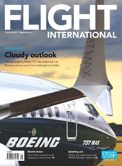 Flight International   16 April (2019)