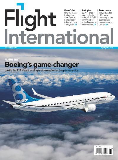 Flight International  16 22 May (2017)