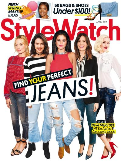 StyleWatch   April (2017)