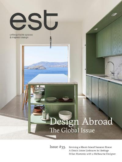 Est Magazine  Issue ! (2019)