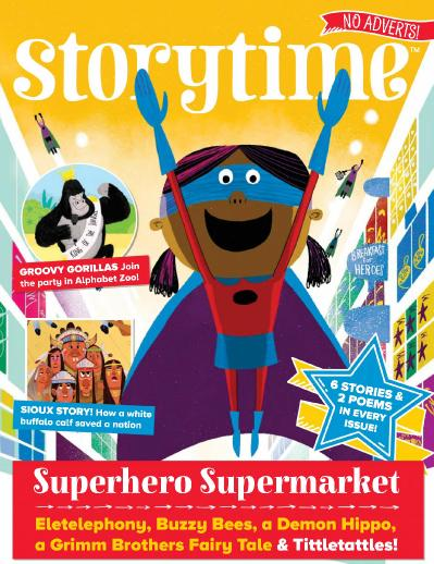 Storytime  Issue 34  June (2017)