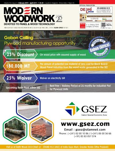 Modern Wood Work India   February April (2019)