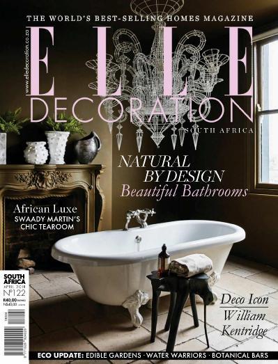 Elle Decoration South Africa   April (2018)