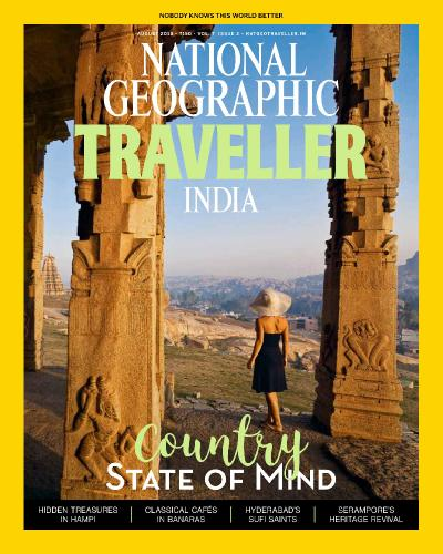 National Geographic Traveller India   August (2018)