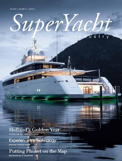 SuperYacht Industry  Vol 14 Issue 2 (2019)
