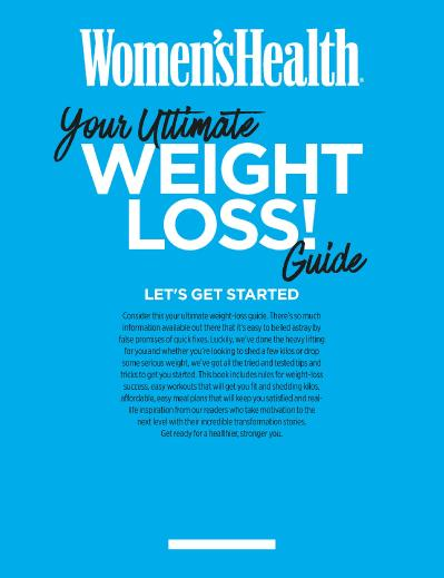 Women s Health South Africa  Your Ultimate Weight Loss Guide (2019)