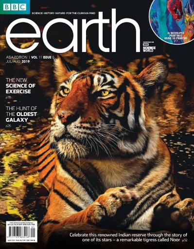 BBC Earth Singapore   August September (2019)