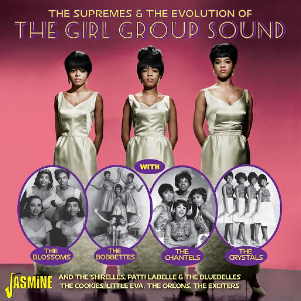 Va The Supremes And The Evolution Of The Girl Group Sound  (2014) Soundz