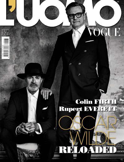 L Uomo Vogue N 485  Novembre Dicembre (2017)