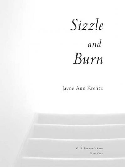 Sizzle and Burn   Amanda Quick