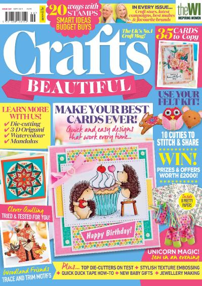 Crafts Beautiful  Issue 309  September (2017)