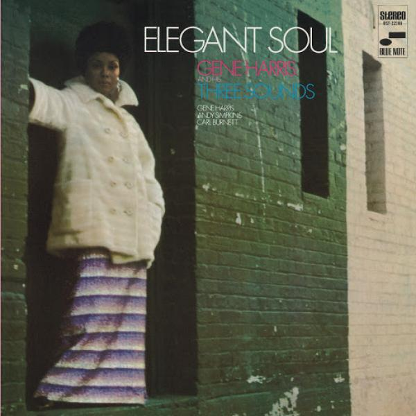 Gene Harris And The Three Sounds Elegant Soul  (1969) Soundz Int