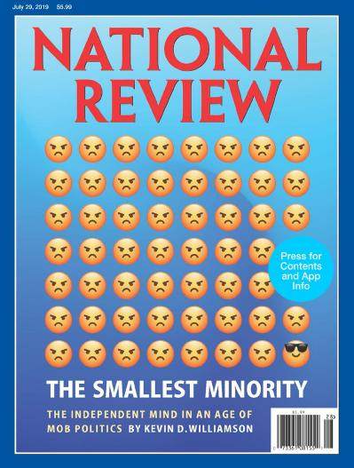 National Review   July 29 (2019)