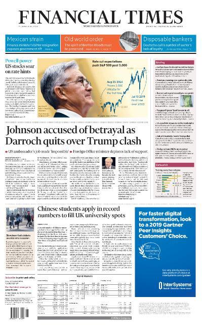Financial Times UK   11 07 (2019)