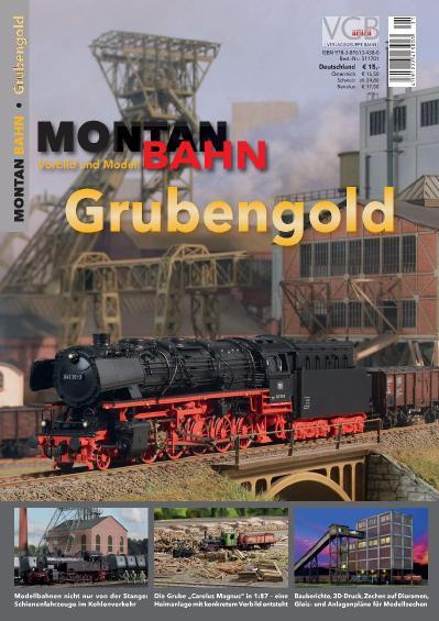 Montan Bahn  Grubengold (2017)