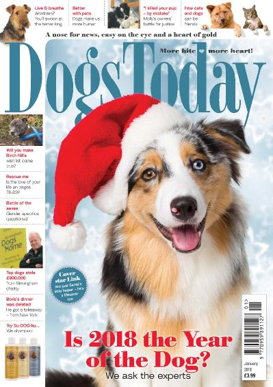 Dogs Today UK  January (2018)