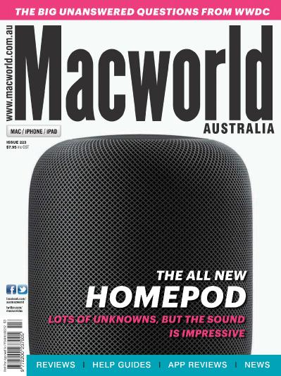 Macworld Australia  July (2017)