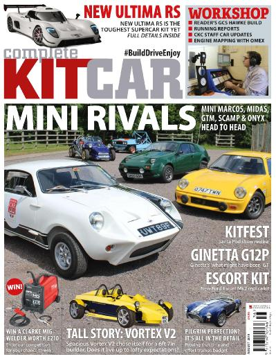 Complete Kit Car   August (2019)