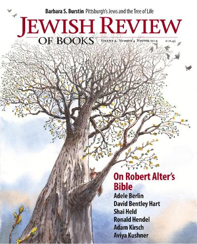 Jewish Review of Books   Winter (2019)