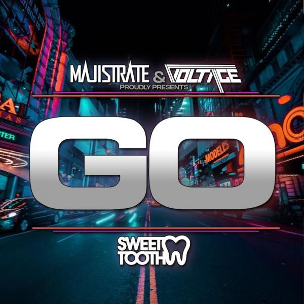 Majistrate Go SWEET038 SINGLE  2019