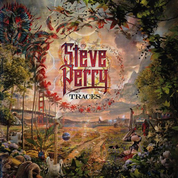 Steve Perry   Traces (2018) Flac