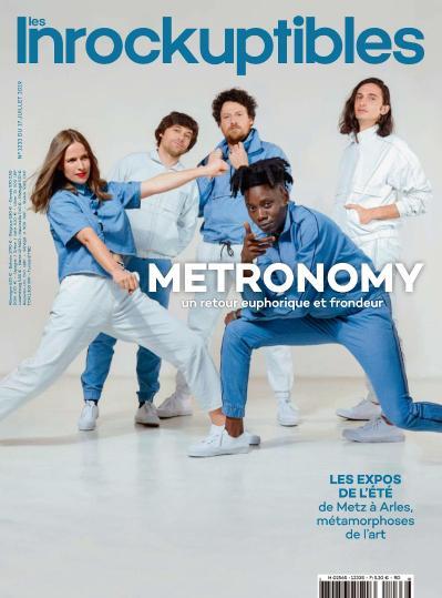 Les Inrockuptibles N 12! Du 17 Juillet (2019)