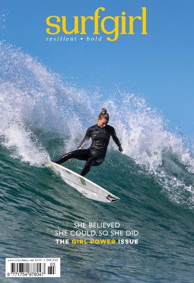 SurfGirl Magazine  November (2018)