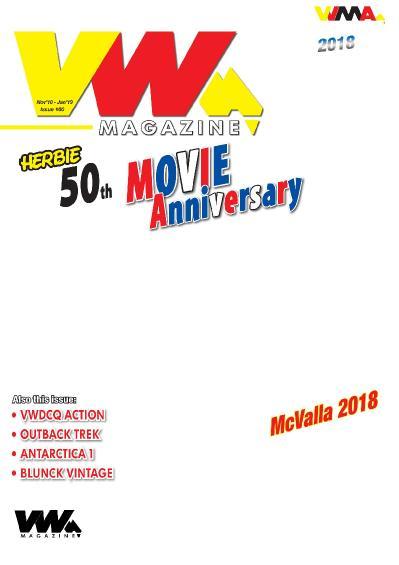 VW Magazine Australia  November (2018)