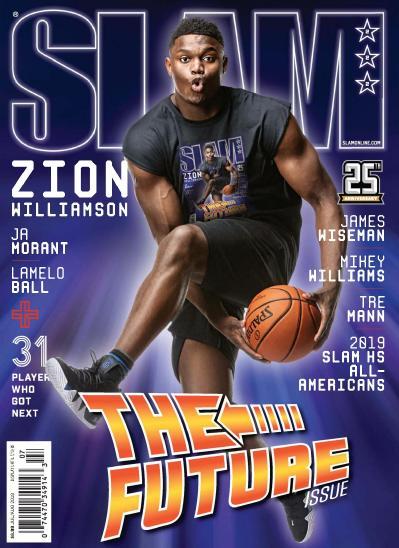 Slam Magazine   July (2019)