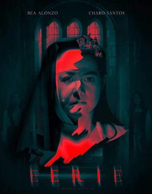 Жуть / Eerie (2018) WEB-DL 1080p