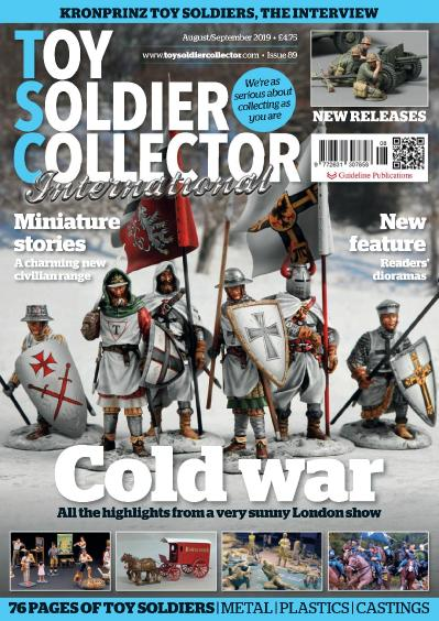 Toy Soldier Collector   August September (2019)
