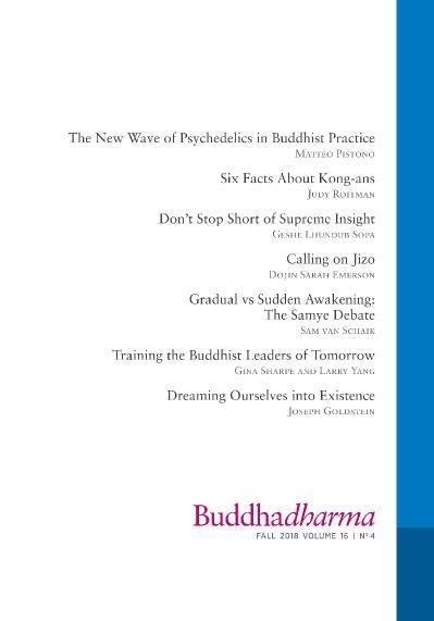 Buddhadharma   September (2018)