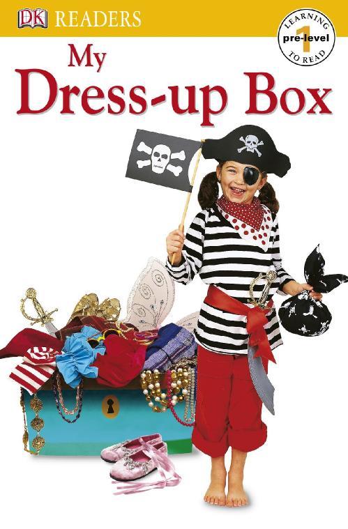 DK Readers My Dress Up Box