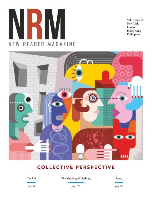 New Reader Magazine   Issue 2 (2018)