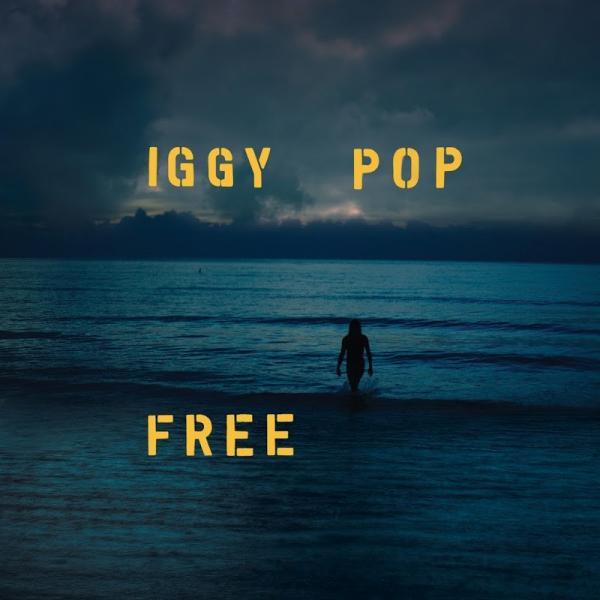 Iggy Pop James Bond SINGLE 2019