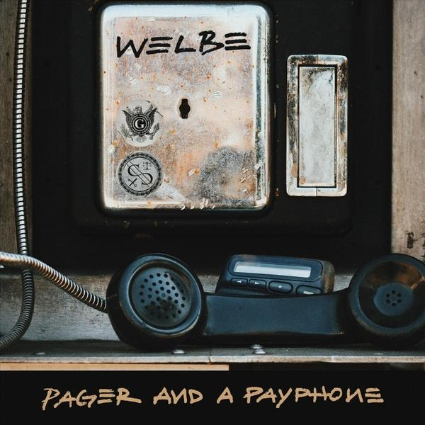 Welbe Pager and a Payphone  2019