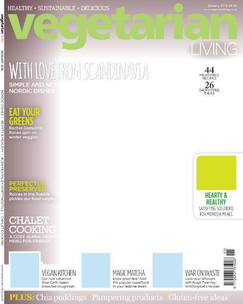 Vegetarian Living   January (2016)