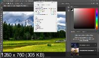 Adobe Photoshop CC 2019 20.0.6.27696 RePack by KpoJIuK