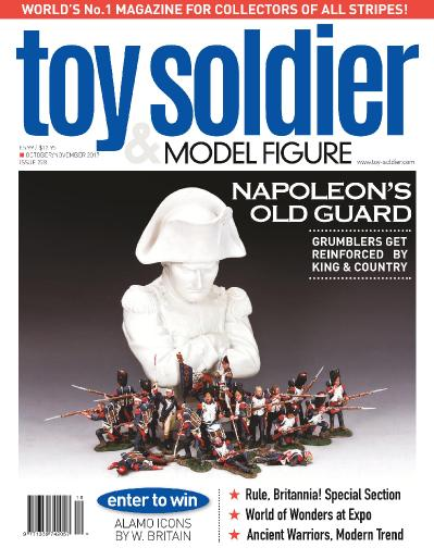 Toy Soldier & & Model Figure  Issue 228  October November (2017)