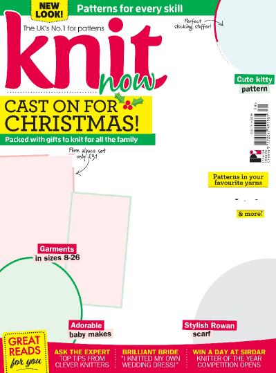 Knit Now  Issue 79 (2017)
