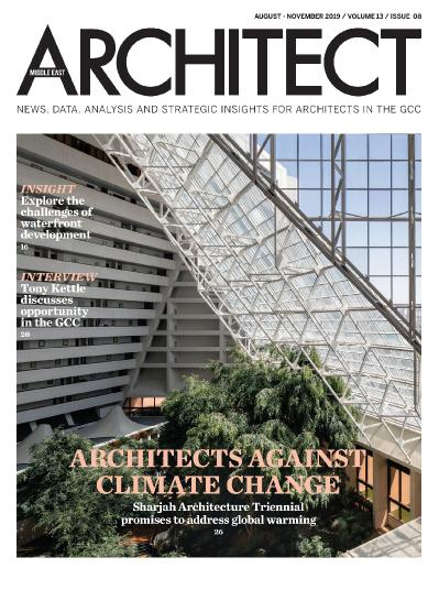 Architect Middle East  August (2019)