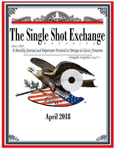The Single Shot Exchange   April (2018)