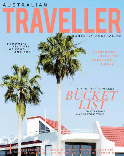 Australian Traveller  Issue 75  August October (2017)