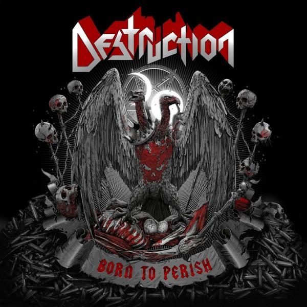 Destruction Born to Perish SINGLE  2019