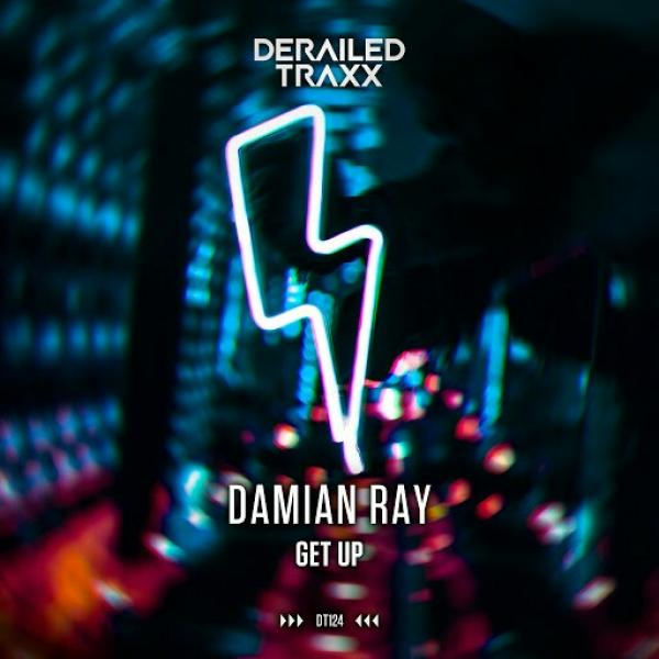 Damian Ray   Get Up DT124  2019