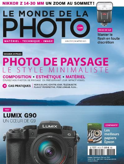 Le Monde De La Photo N 116  Juin (2019)