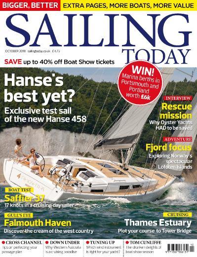 Sailing Today  October (2018)