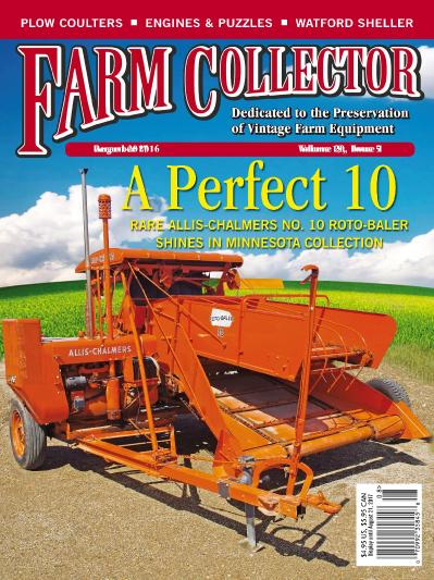 Farm Collector  August (2017)