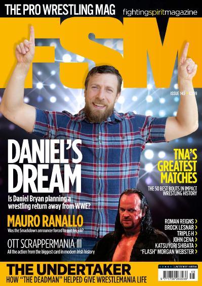Fighting Spirit Magazine  Issue 145 (2017)