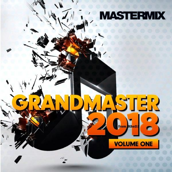 Grandmaster 2018 Volume 01 & DJ Set 35